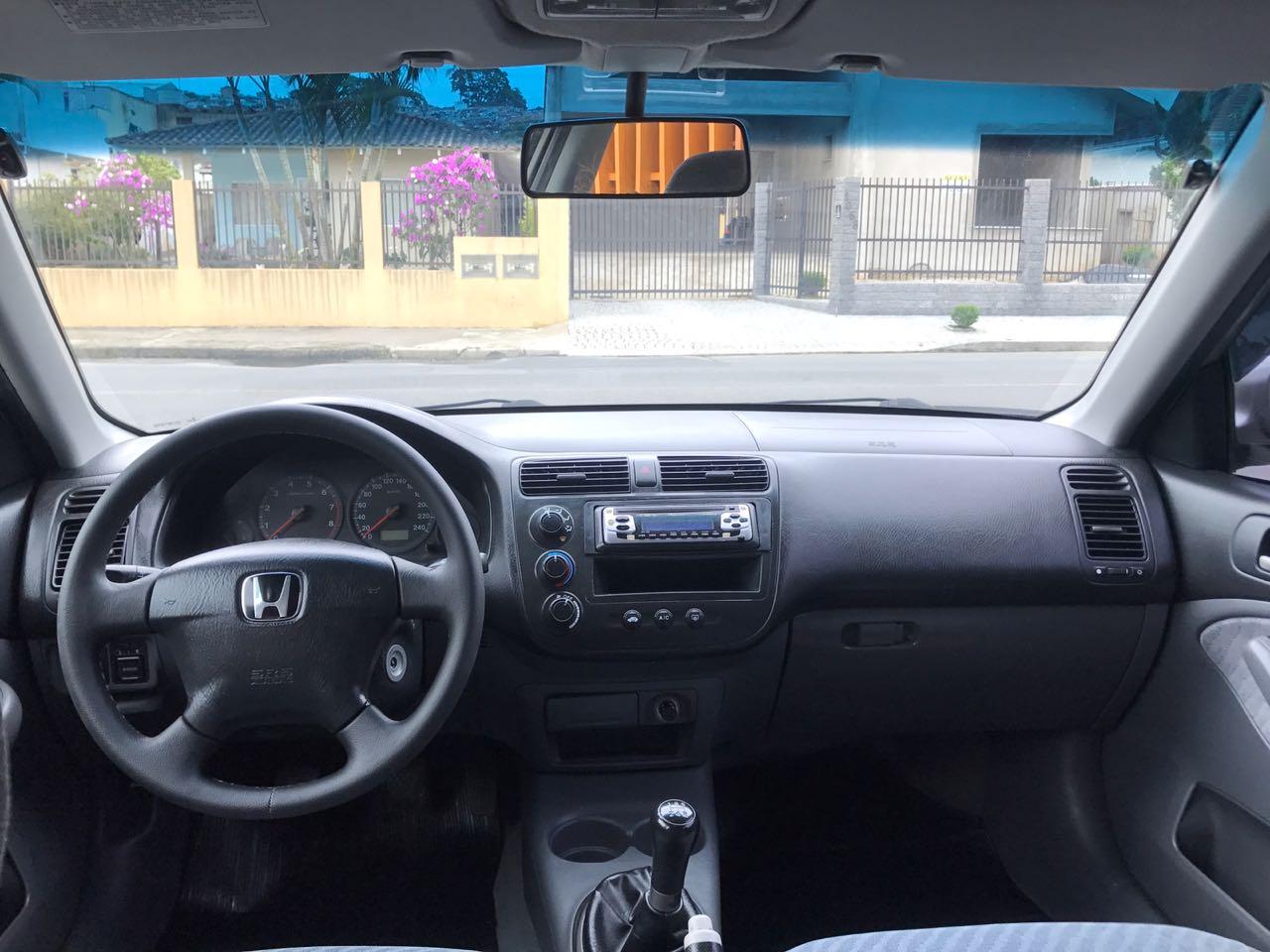 Honda Civic LX U2013 2003